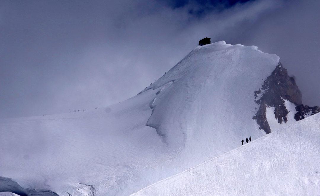 Margarita Hütte Signalkuppe 4'554m.ü.M | Monte Rosa
