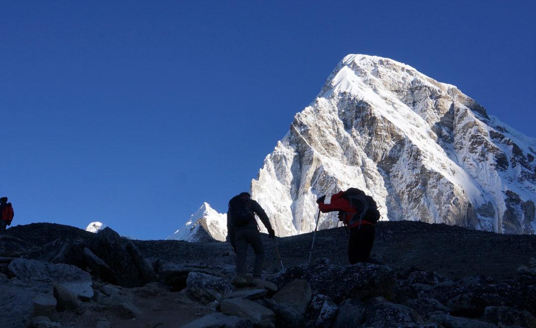 Pumori 7'161m.ü.M | Himalaya