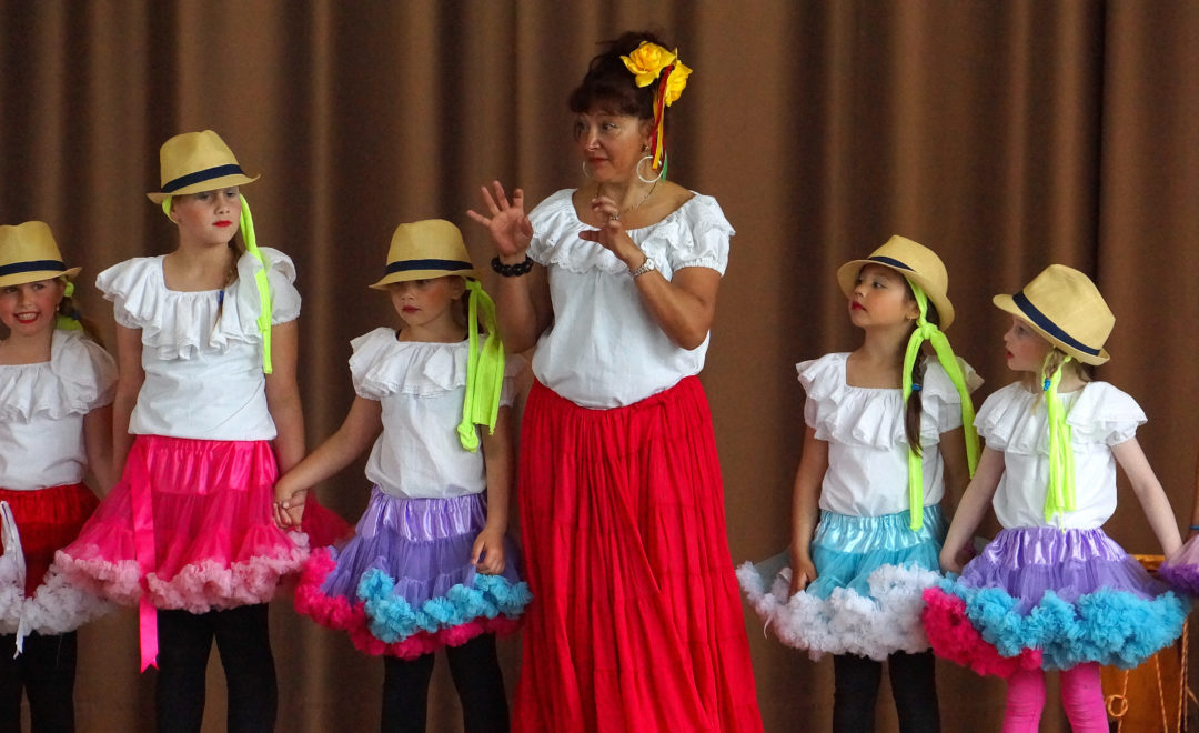 Culturas Tanz in Oberrüti