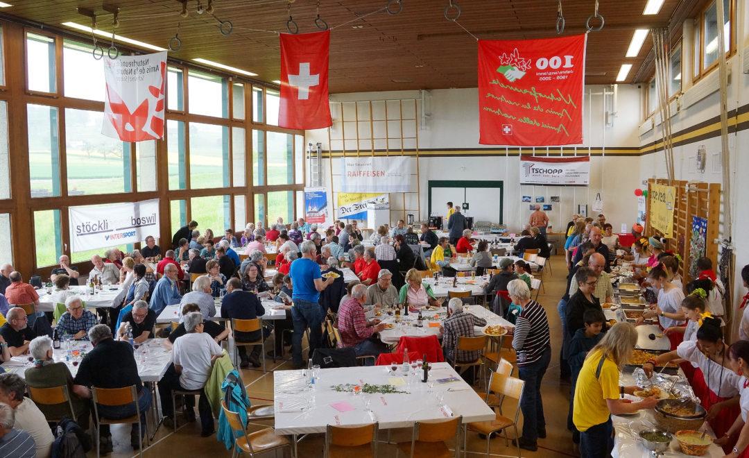 Kantonales Frühjahrestreffen NFO Oberrüti