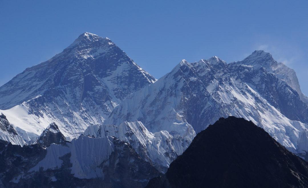 Mount Everest 8'848m
