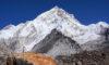 Nuptse 7'861m, Himalaja