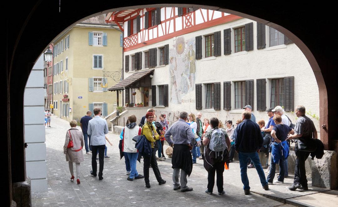 Stadtführung Baden